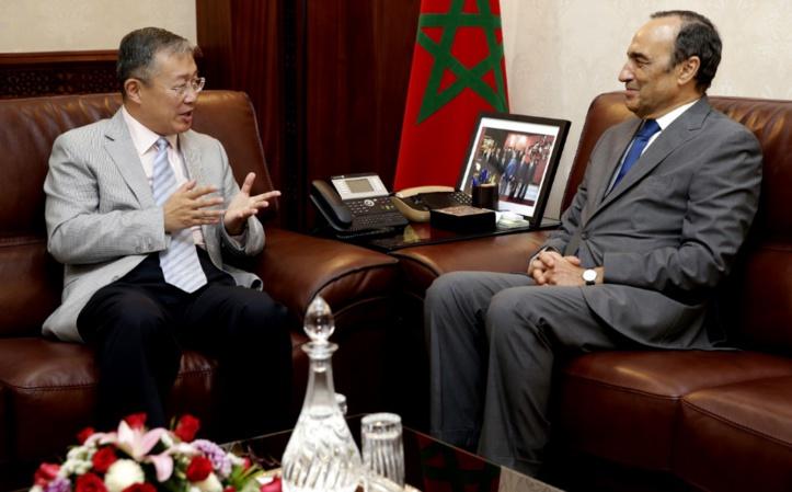 Une délégation parlementaire chinoise au Maroc en septembre prochain