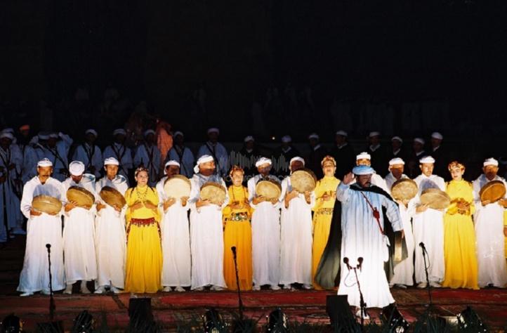 Le Festival national d'Ahidous souffle sa 17ème bougie