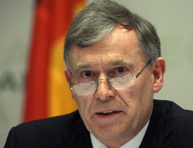 Horst Koehler, nouvel envoyé personnel d'António Guterres pour le Sahara