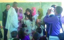 Opération d'accompagnement des nouveaux enseignants à Essaouira