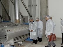 Pour un investissement global de 350 millions de DH en plusieurs phases : Matahines Al Hamd, une minoterie moderne et automatisée