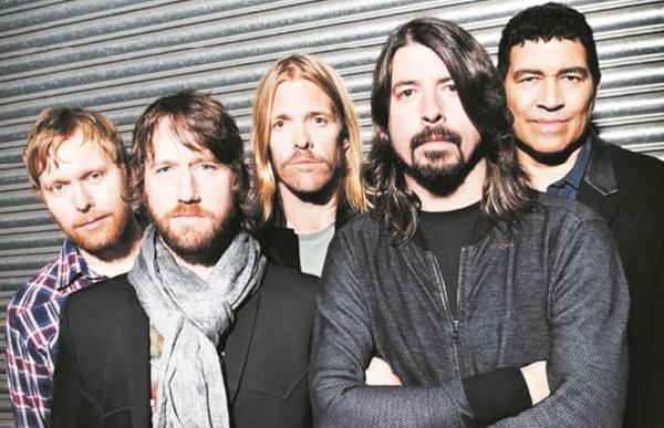 Les Foo Fighters s'associent au producteur d'Adele pour leur nouvel album