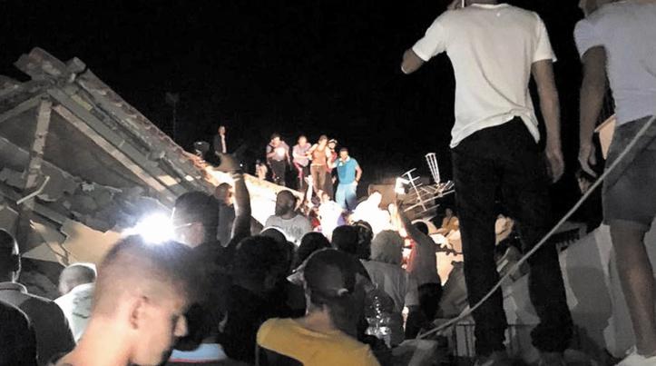 Deux femmes tuées dans un séisme en Italie