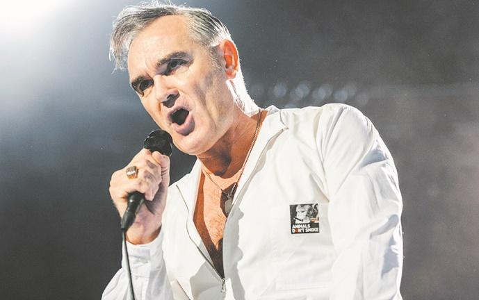 Morrissey revient avec un nouvel album empreint de politique