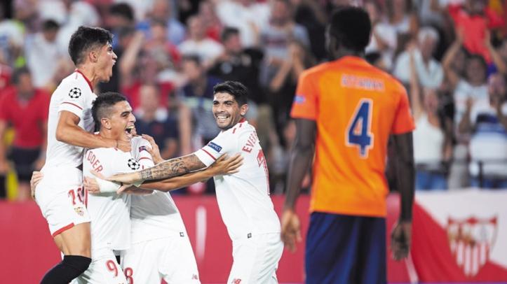 C1/barrages : L'OGC Nice par la petite porte, le Celtic se fait peur et Séville assure