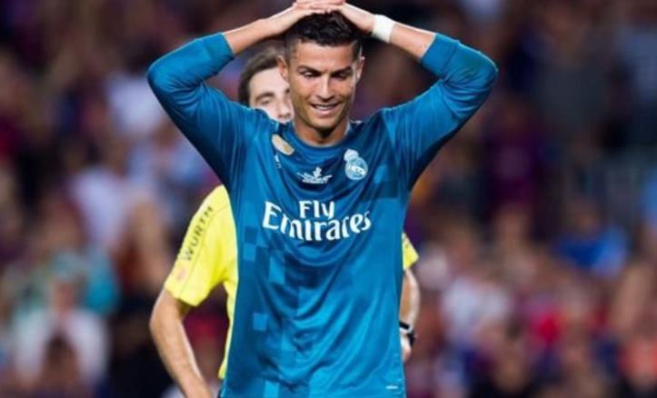 Suspension confirmée pour Ronaldo