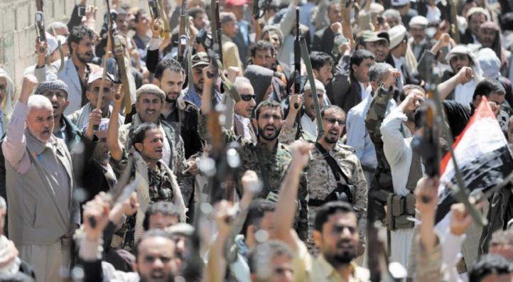 Démonstration de force de l'ex-président yéménite