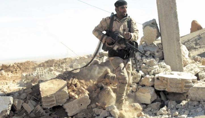 34 membres des forces syriennes prorégime tués par l'EI dans la province de Raqa