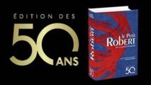 """Pour ses 50 ans """"Le Petit Robert"""" prend des couleurs"""