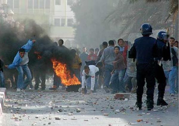 Aux sources des émeutes en Algérie