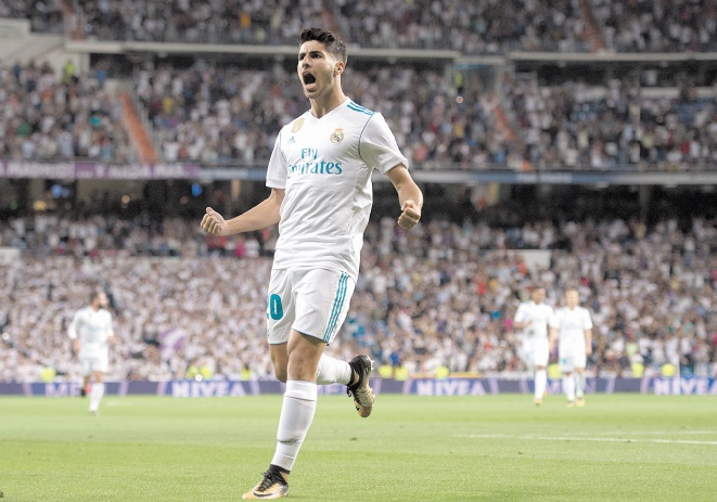 Asensio supplée Ronaldo mais le Real cale