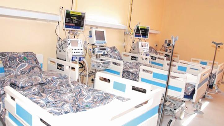 Dakhla aura son Institut supérieur des professions infirmières et des techniques de santé