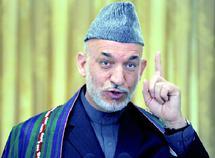 Afghanistan : Karzaï déclaré vainqueur de la présidentielle