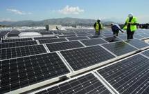 Un ambitieux projet de production électrique d'une capacité de 2.000 mégawatts :  9 milliards de dollars pour l'énergie solaire