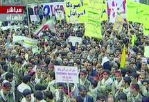 Les partisans de Moussavi réaffirment leur hostilité au gouvernement : Affrontements entre la police et des manifestants à Téhéran