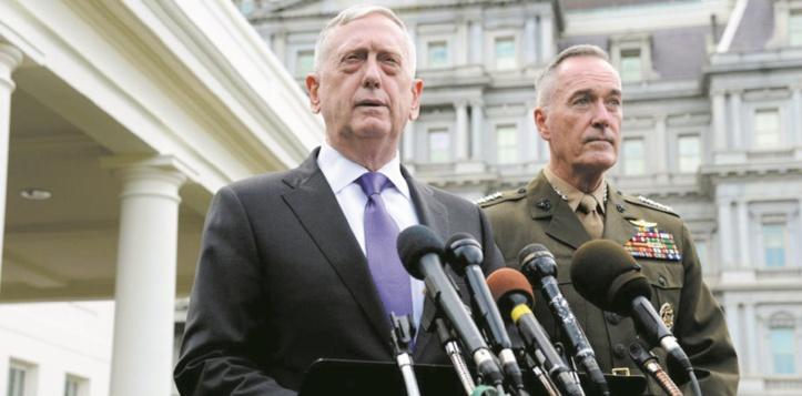 Les USA prêts à utiliser leurs capacités nucléaires en cas de menace nord-coréenne