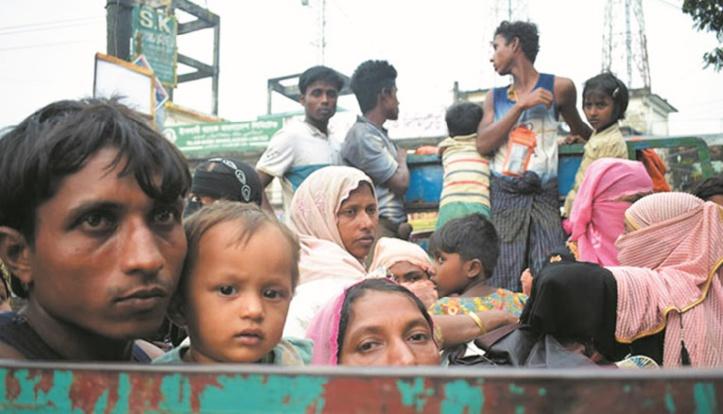 Près de 87.000 Rohingyas de Birmanie ont fui au Bangladesh