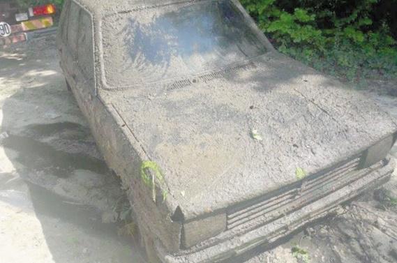 Insolite : Une voiture volée est retrouvée 38 ans plus tard