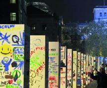 Berlin a présenté hier soir un show médiatique planétaire : L'Allemagne fête sa réunification