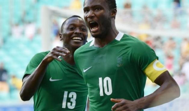 Le Nigeria à un nul du bonheur