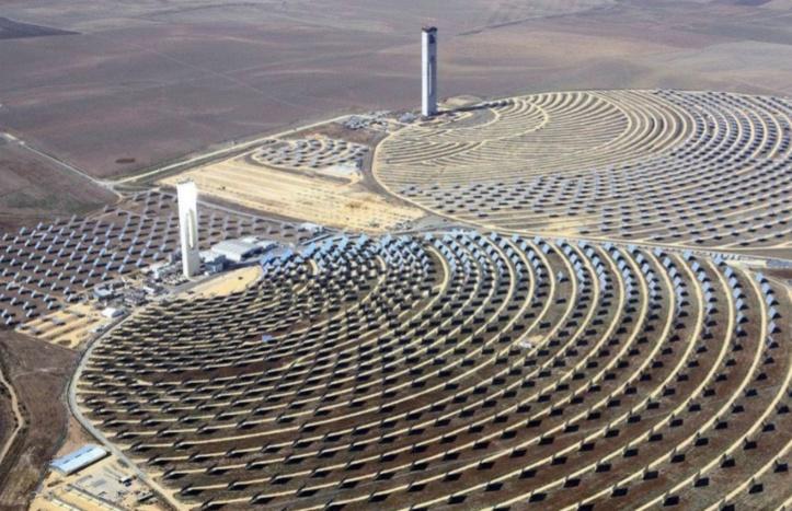 Noor Ouarzazate, un catalyseur pour réaliser l'objectif national de 52% en mix énergétique