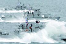 Branle-bas de combat à la frontière entre les deux pays : Affrontement naval entre les Corées