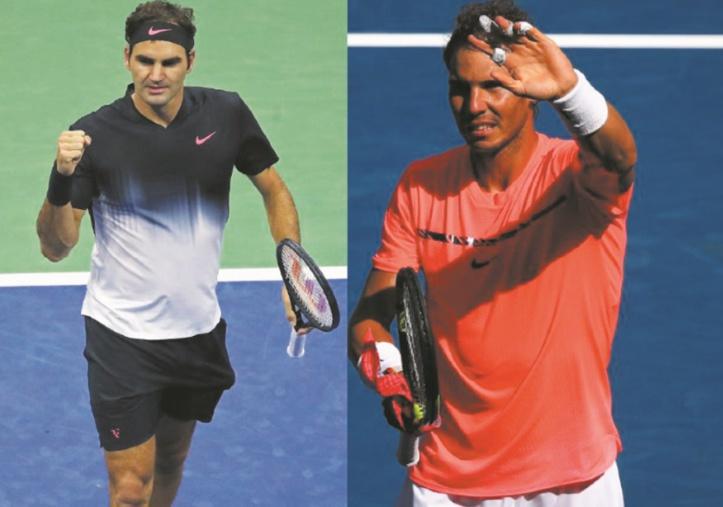 Ça passe pour Nadal, ça casse pour Federer