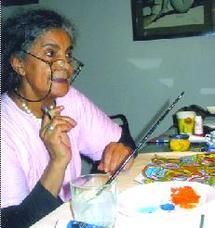 L'artiste peintre est morte dans le dénuement : Regraguia Benhila tire sa révérence