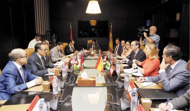 La consolidation des relations exemplaires entre Rabat et Madrid au centre de l'entretien entre El Malki et Ana Pastor