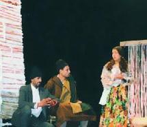 Week-end anti-morosité au Festival du théâtre magrébin à Casablanca : Projet d'échafaudage à Sidi Bernoussi