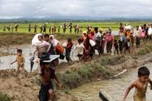 L'ONU lance un appel à l'aide  face à l'exode des Rohingyas