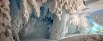 Des traces ADN dans des grottes de glace de l'Antarctique