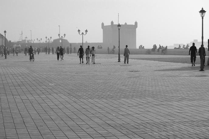 Quand la ville d'Essaouira offre les plus belles images de l'ancrage africain du Royaume