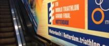 Participation de Badr Siwane et Nabil Kouzkouz au championnat du monde de triathlon