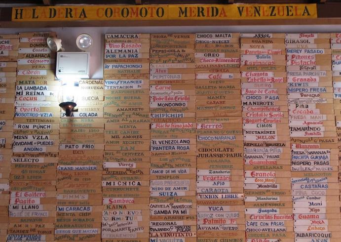 Au Venezuela, le glacier aux mille saveurs obligé de fermer boutique