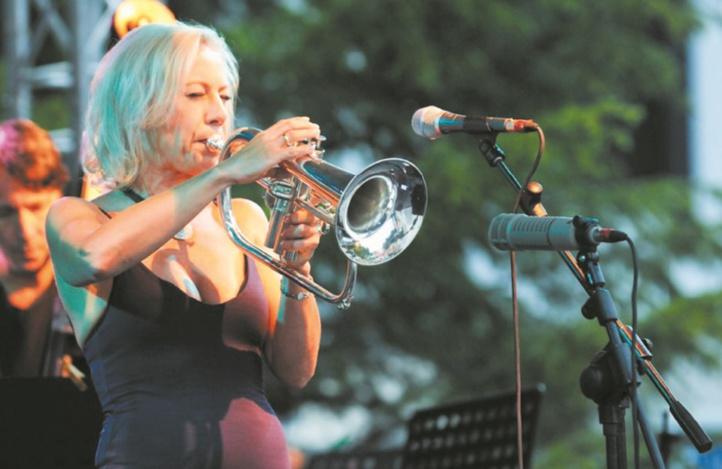 L'Autrichienne Michaela Rabitsch ouvre le bal de TanJazz