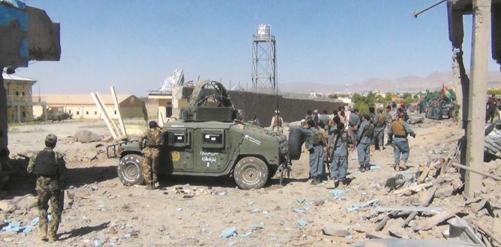 4 morts dans un attentat sur  un marché en Afghanistan