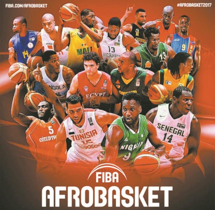  Le Cinq  national  rate de peu  le podium de l'Afrobasket