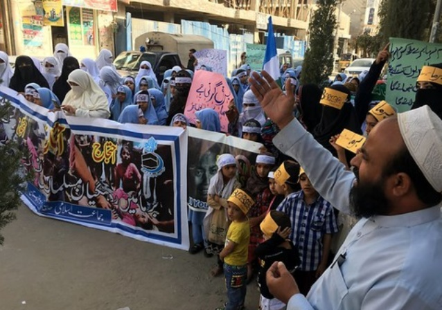 Les islamistes du Bangladesh appellent à la guerre contre la Birmanie — Rohingyas