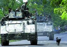 Philippines :  21  morts dans une prise d'otages dans le Sud