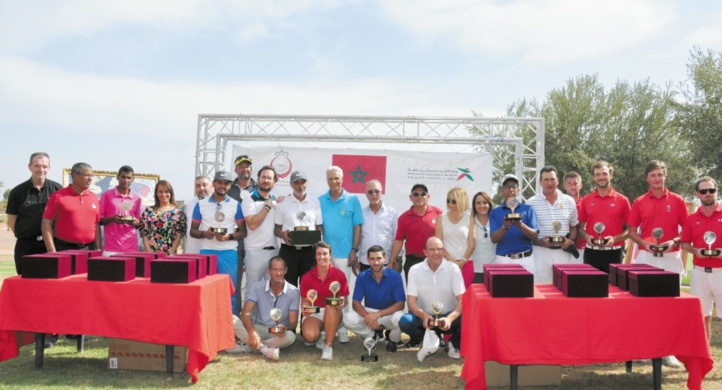 Open du Maroc de golf