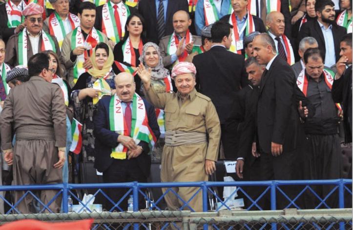 Ankara, Téhéran et Bagdad envisagent des mesures de rétorsion contre Kurdistan