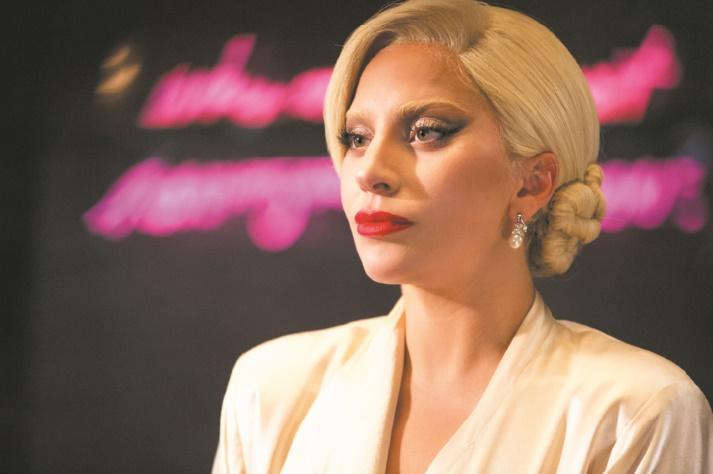 C'est pas la forme pour Lady Gaga