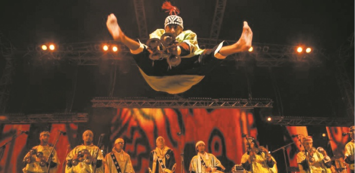 La musique gnaoua s'affiche au Festival Rock in Rio