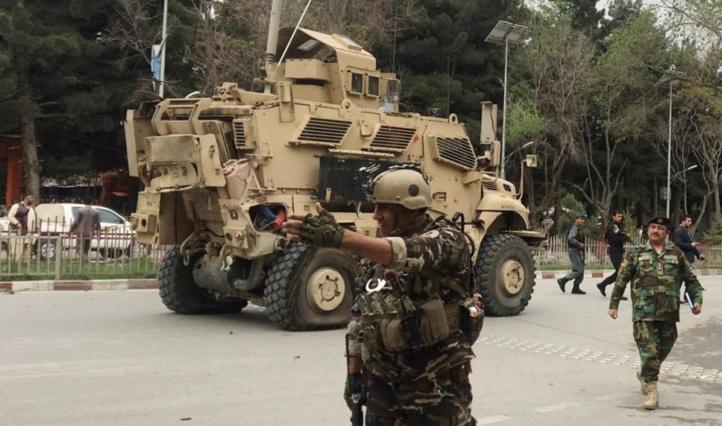 Attentat contre un convoi de l'Otan à Kaboul