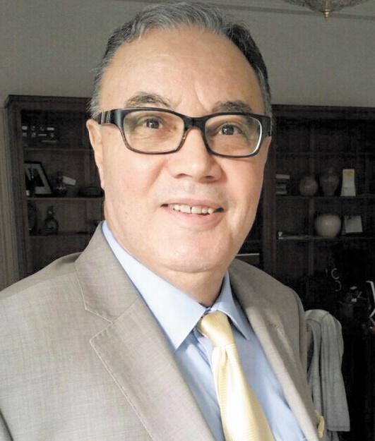 """L'ambassadeur algérien à Bruxelles fait sa rentrée en rêvassant d'un prochain sommet UE-Afrique """"relabellisé"""""""