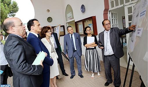 Laurence Auer : Le baccalauréat international option française, une expérience unique permettant aux élèves d'accéder aux classes préparatoires et à l'enseignement supérieur