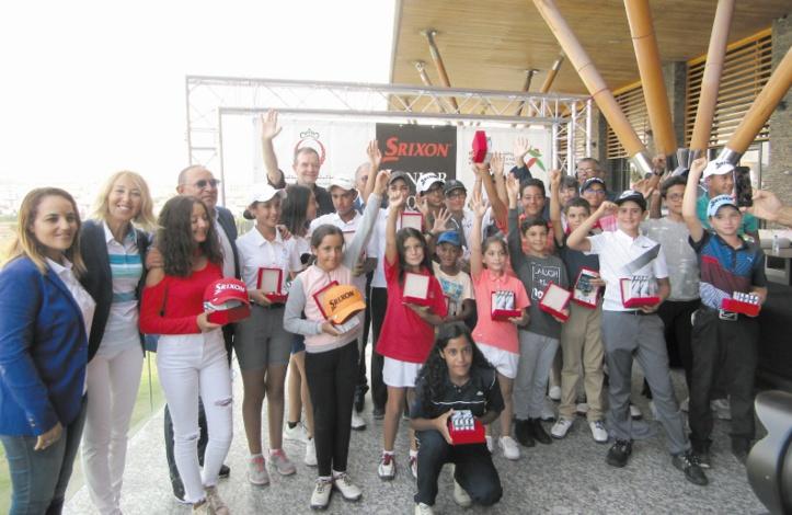 Acte 5 du Srixon Junior Tour