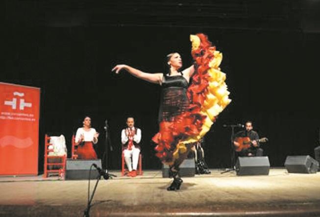 Du Flamenco à l'Institut Cervantès de Fès