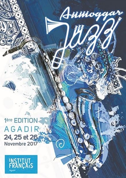 Agadir à l'heure de la 1ère édition d'Anmoggar N Jazz